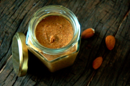 Better Butter makes Bitter Batter Better: How to make Almond