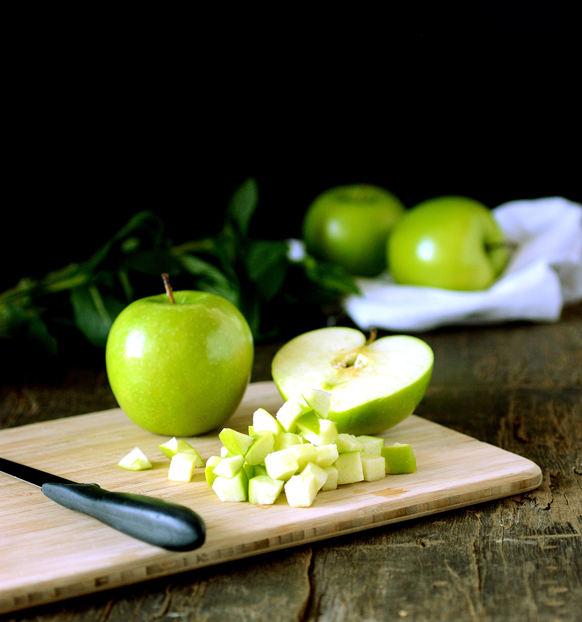 Green apples 2