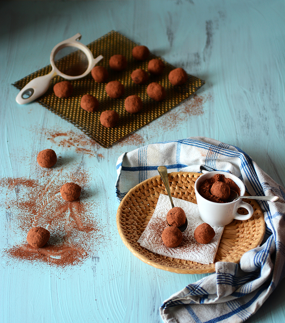 Choc Orange Mac Truffles 1