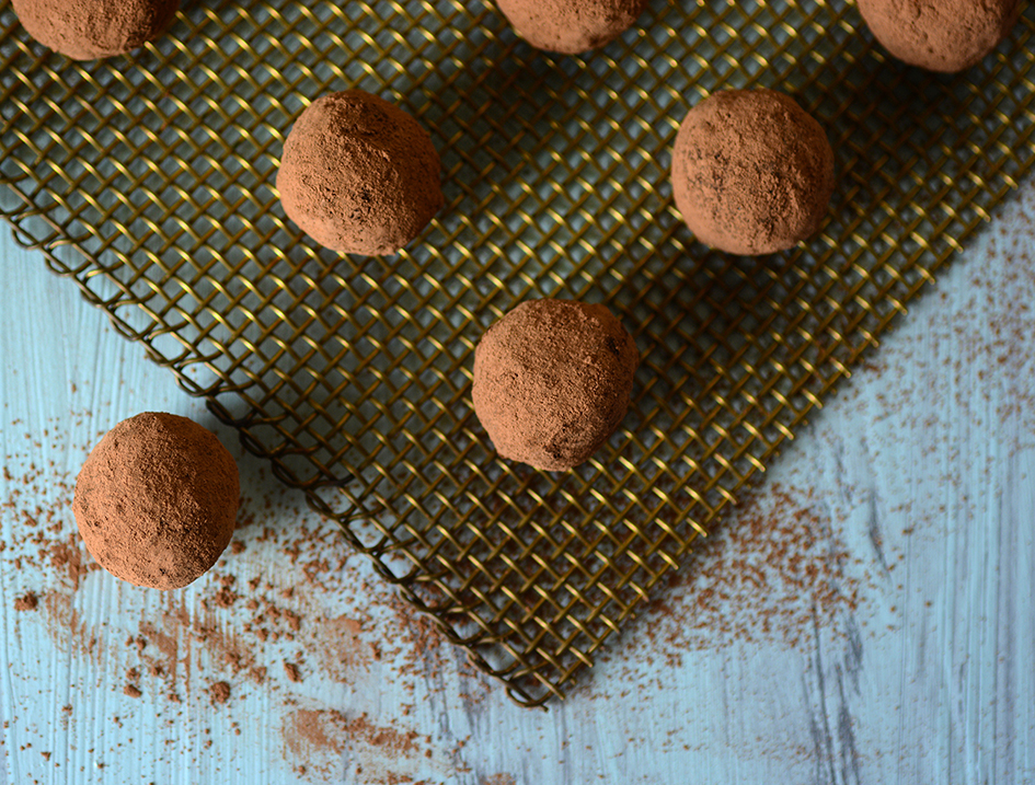 Choc Orange Mac Truffles 2