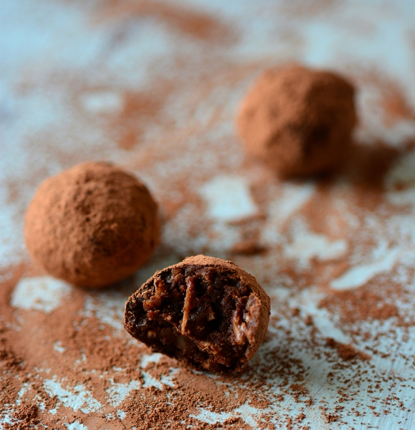 Choc Orange Mac Truffles 5