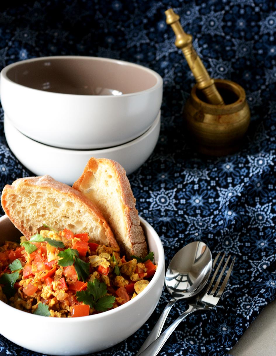 egg bhurji 1