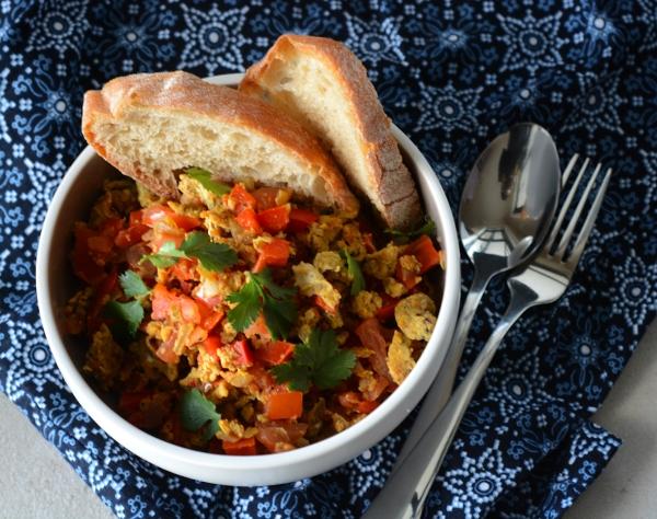 egg bhurji 2