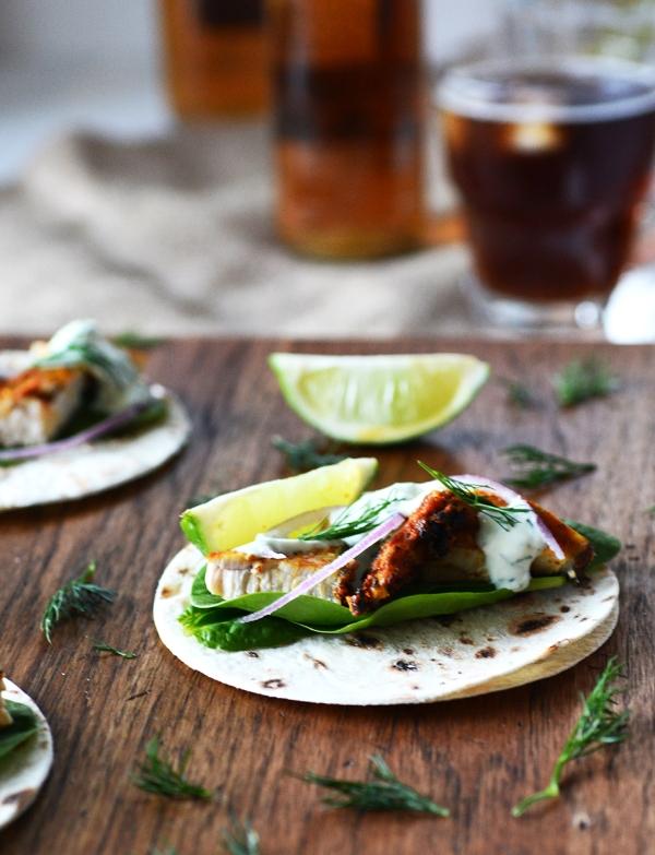 Fish Tikka Tacos 1
