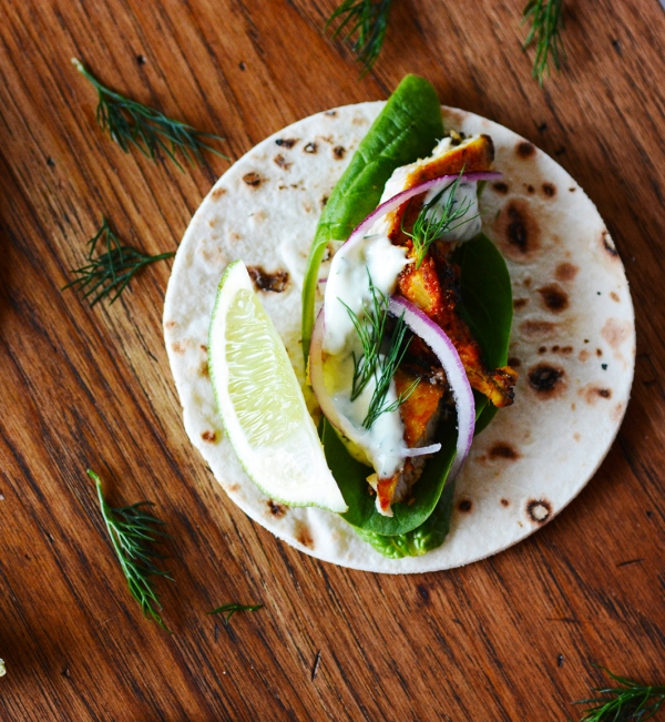 Fish Tikka Tacos 3