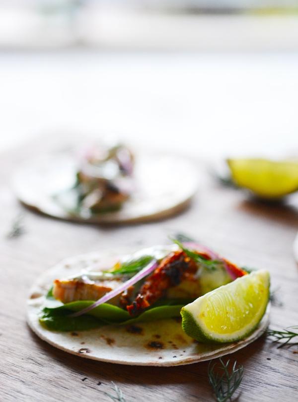 Fish Tikka Tacos 4
