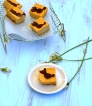 Pumpkin cheesecake bars 3
