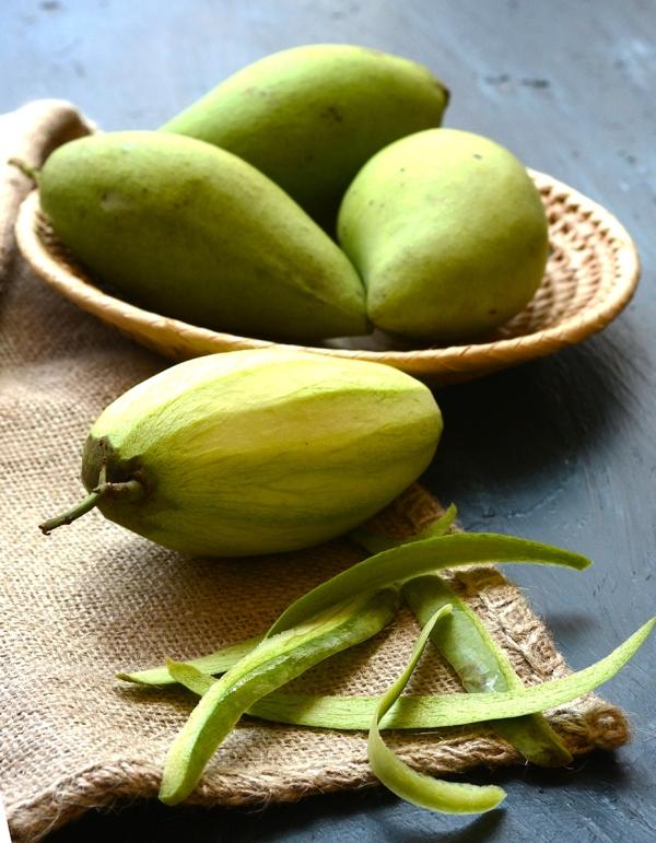 Green Mango 1