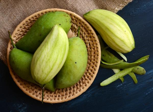 Green Mango 2