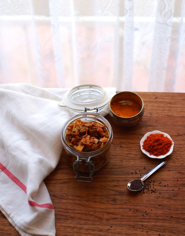 Quick Mango Pickle3