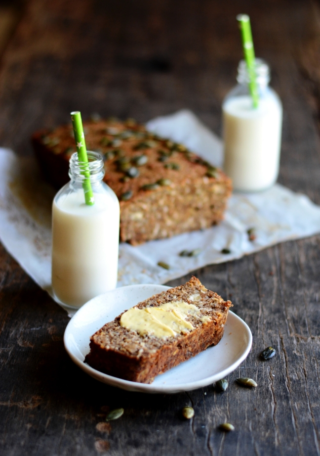 Banana Bread Clean Living 2