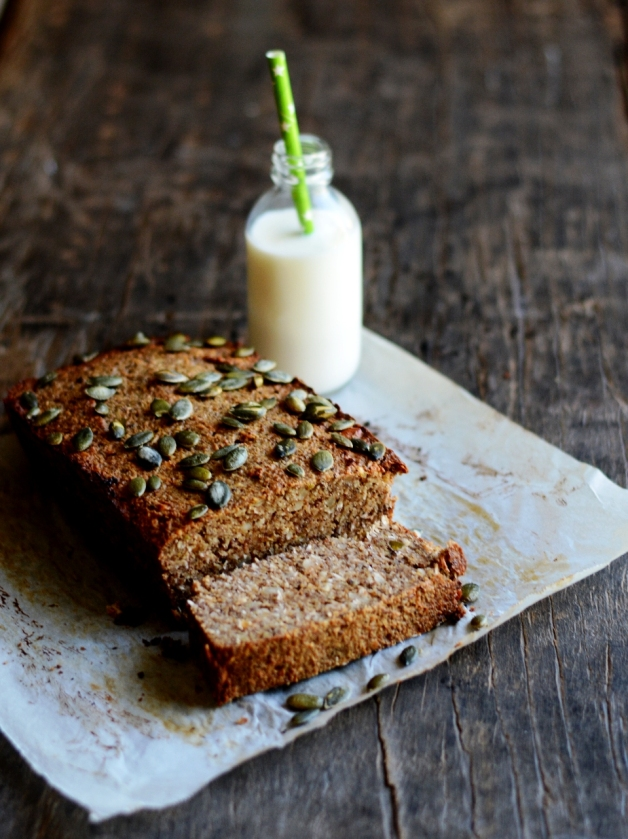 Banana Bread Clean Living 3