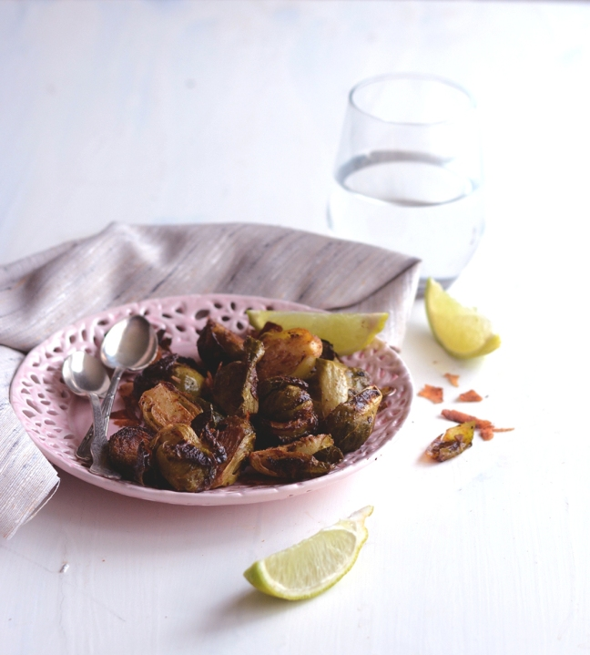 Brussel Sprouts Masala 4