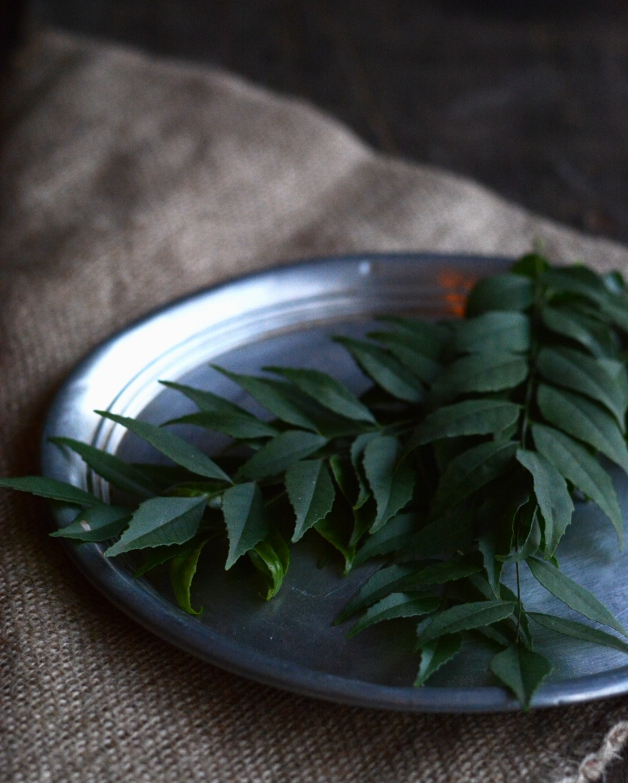 Curry Leaf Coconut Raita 6
