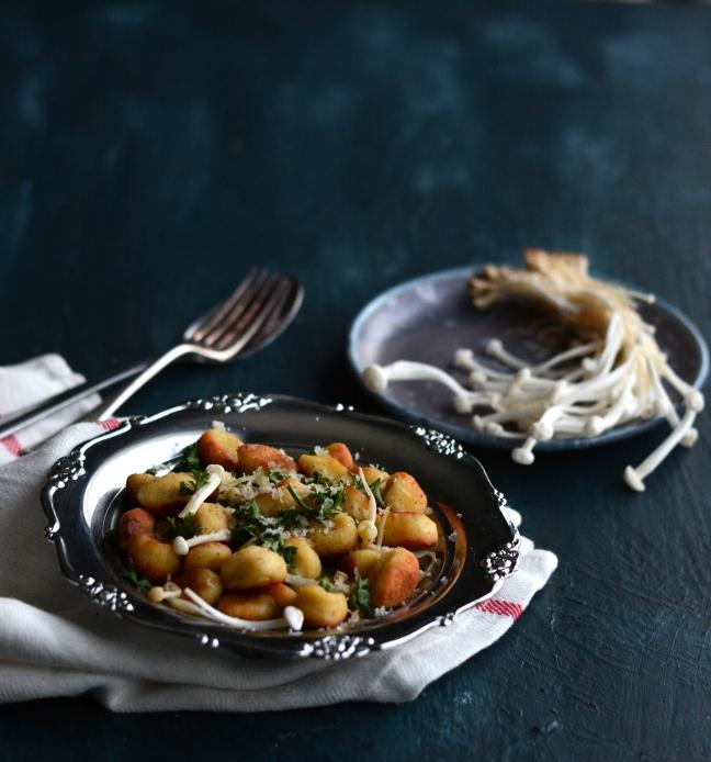 Gnocchi Pan fried 3