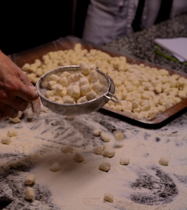 Gnocchi Pan fried 6